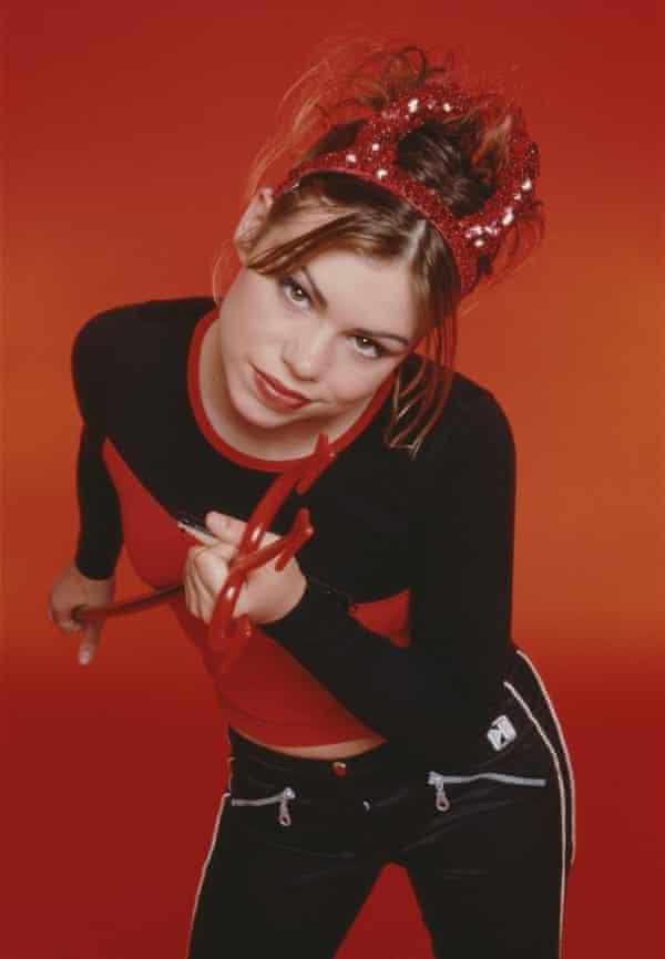 Billie Piper around 1998, when she was a pop singer.
