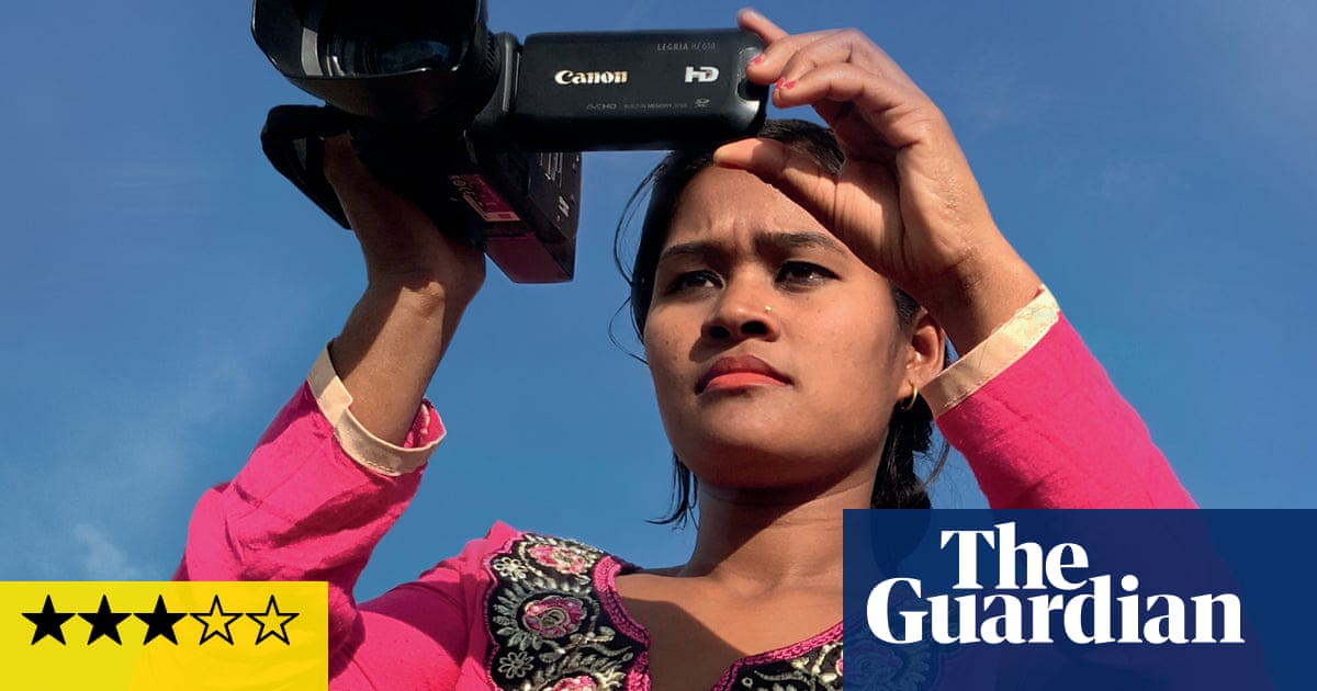 I Am Belmaya review – uplifting story of a Nepali woman following her film-making dream