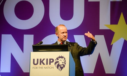 Henry Bolton speaks at the Ukip conference, September 2017