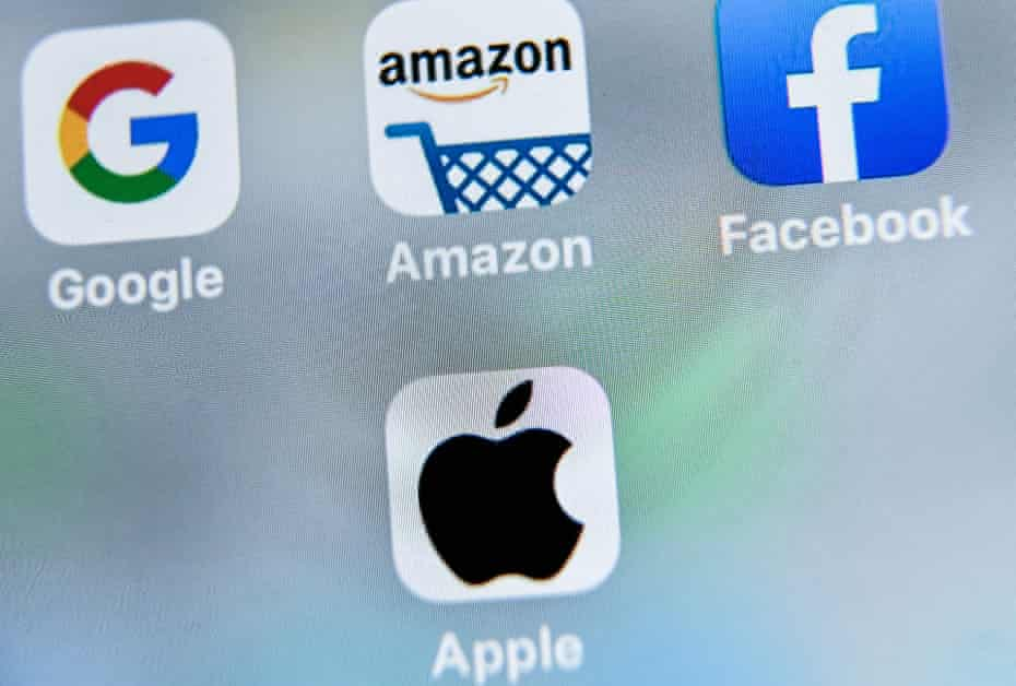 Lawmakers have released a nearly 500-page report after a 16-month inquiry into major tech companies.