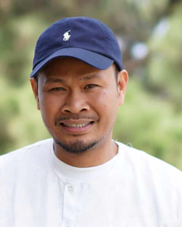 """""""Any minute they could come and pick me up and deport me,"""" says Nak Kim """"Rickie"""" Chhoeun, who came to live in the US as a Cambodian refugee in 1981."""