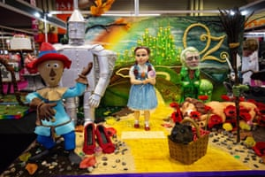 A Wizard of Oz creation