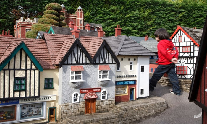 Shrinking the world: why we can't resist model villages