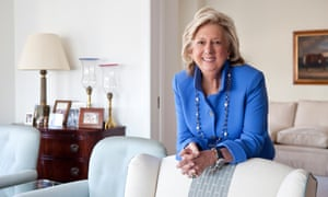 Linda Fairstein in her home in 26 March 2014.