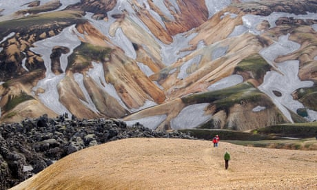 Travel photo of the week: Hiking the Laugavegur Trail, Iceland