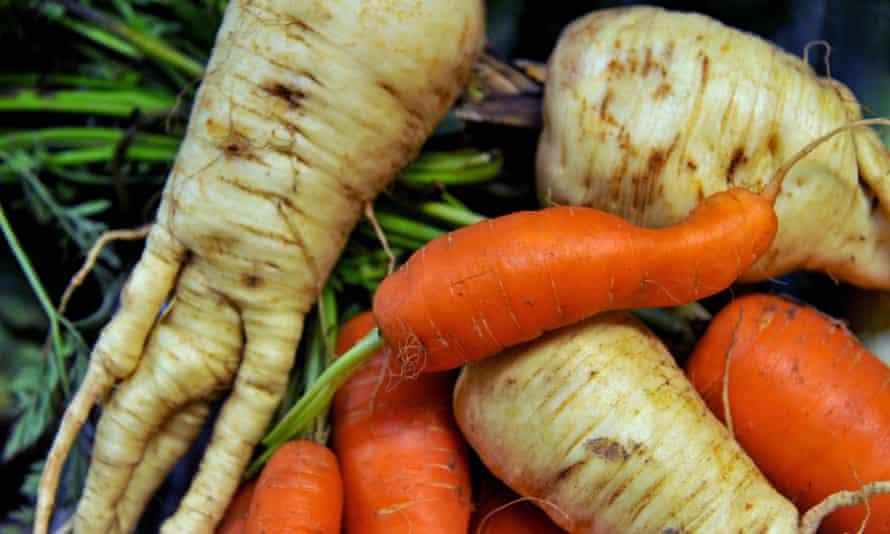 Wonky vegetables
