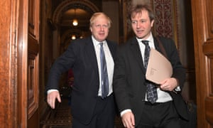 Richard Ratcliffe pictured with Boris Johnson, the then foreign secretary, in 2017