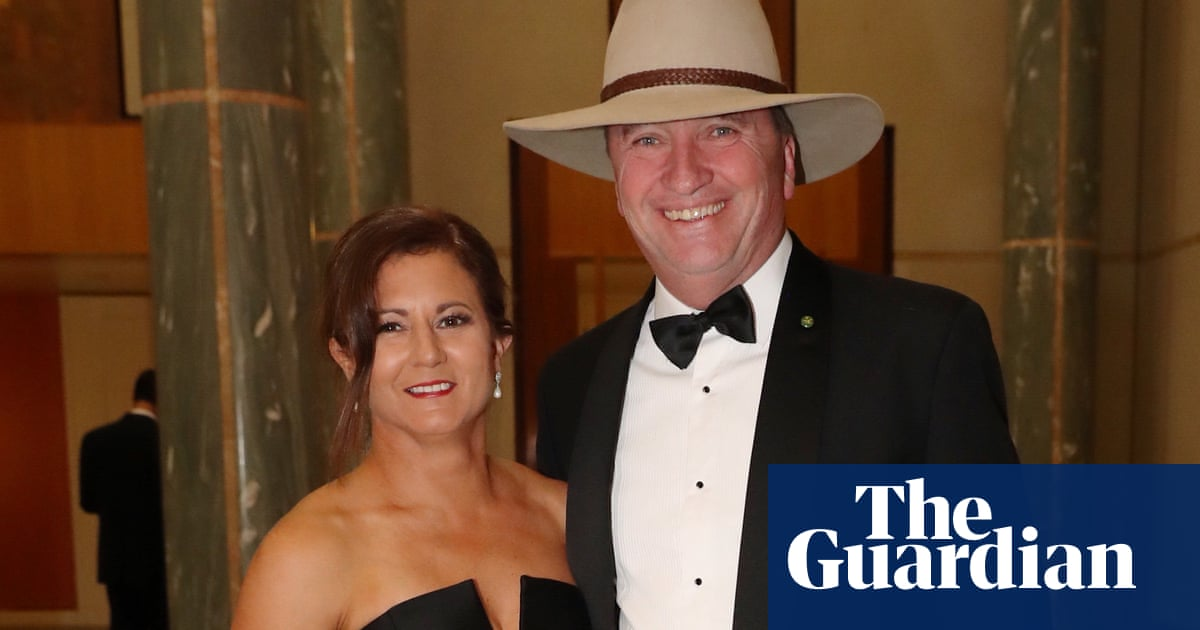 e5ebdd62e Barnaby Joyce s wife Natalie speaks out about his affair with staffer
