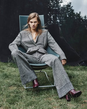 Stella McCartney suit