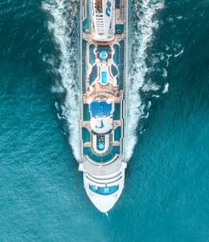 Cruise ship, Sydney