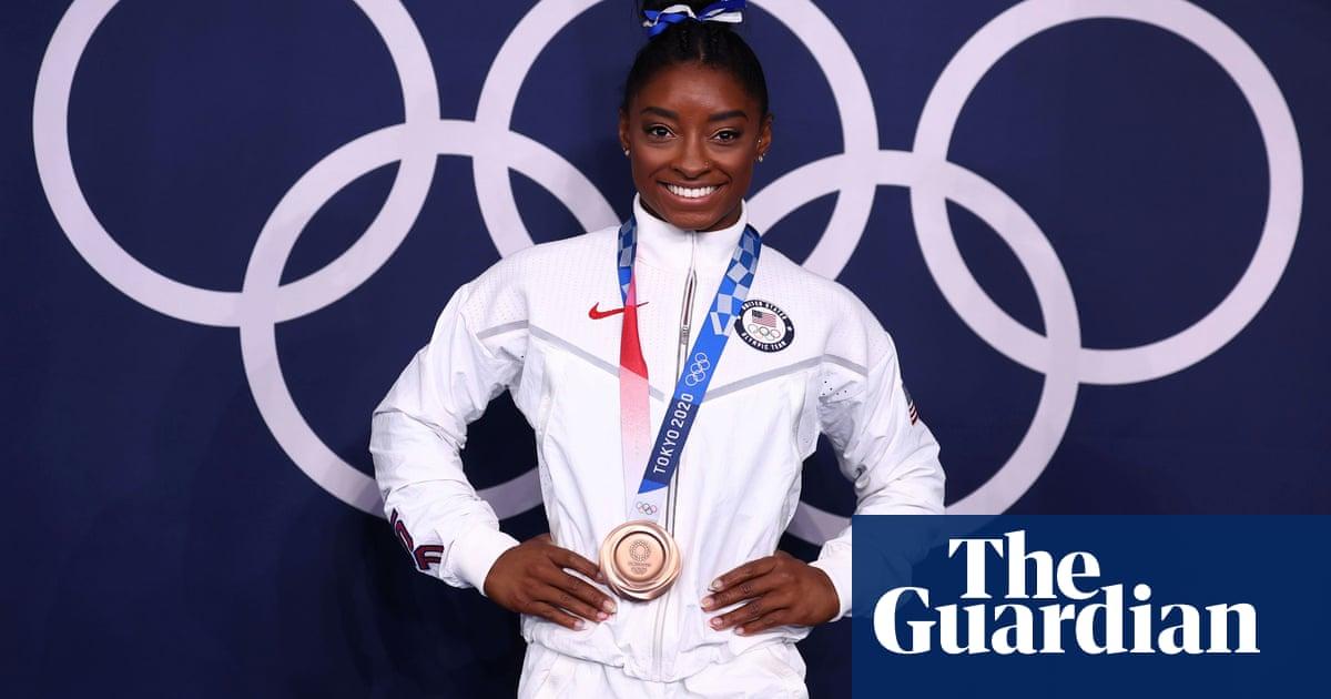 Simone Biles keeping 'the door open' for Olympic return at Paris 2024