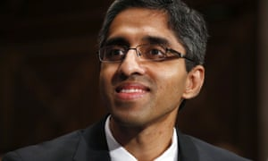 Vivek Murthy, US surgeon general