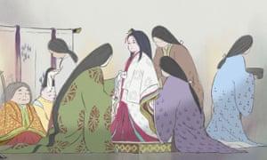 The Tale of the Princess Kaguya.