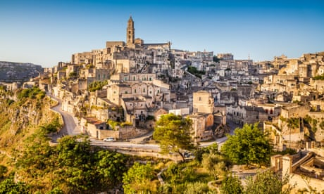 The miracle of Matera: from city of poverty and squalor to hip hub for cave-dwellers
