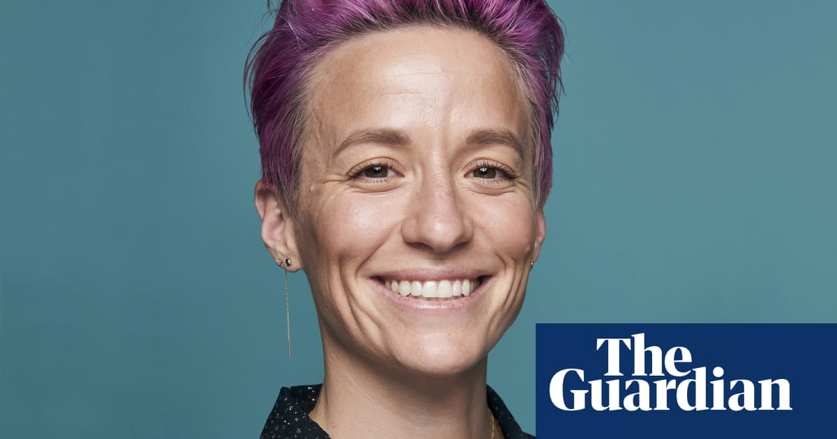 Megan Rapinoe: 'Everybody has a responsibility to make the world a better place'
