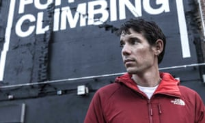 Alex Honnold: 'If anything, I'm probably moving in the direction of being slightly more conservative in my risk-taking'.