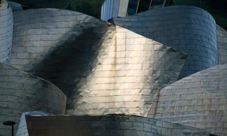 The Guggenheim Museum, Bilbao, Spain.