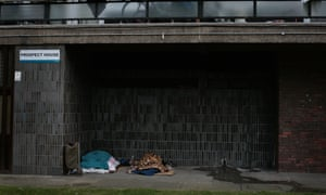Labour said the officially recorded number of rough sleepers reached a low in 2009 of 464, but had now risen to 3,569.
