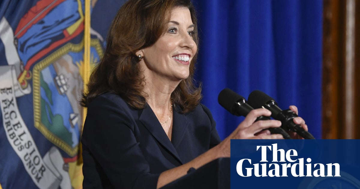 Kathy Hochul vows to change 'toxic' culture as she waits to become New York governor