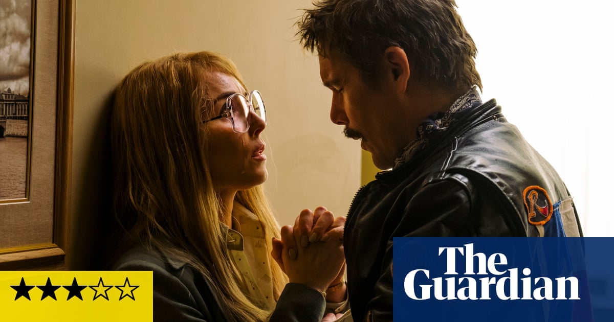 The Captor review – sexy true-crime melodrama | Film | The
