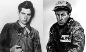 Vladimir Mayakovsky and Alexander Solzhenitsyn, both former inmates of Butyrka.