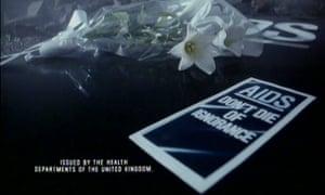 Public information film about Aids, 1987.