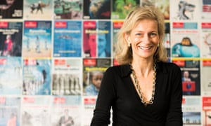 Zanny Minton Beddoes, editor of the Economist