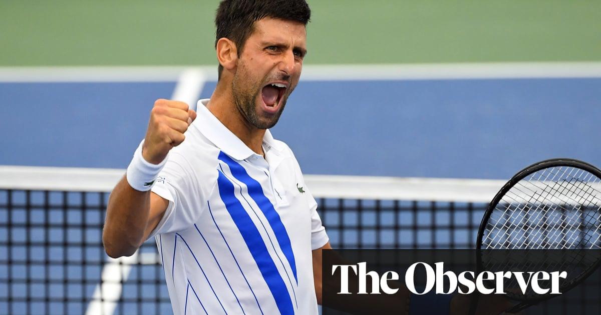 Novak Djokovic outlasts Milos Raonic to win Western & Southern Open