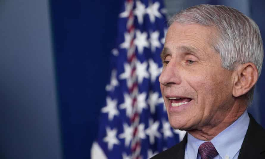 Fauci: US to repeal anti-abortion rule on aid and join Covax vaccine scheme