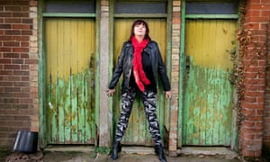Simmering with tension that never quite breaks … Cosey Fanni Tutti.
