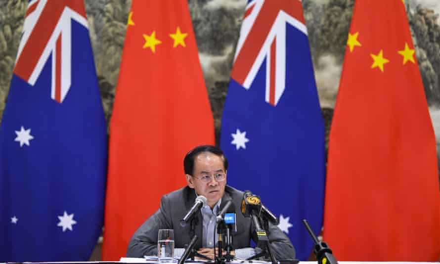 Australia has signalled it would consider taking the dispute over barley tariffs to the WTO.