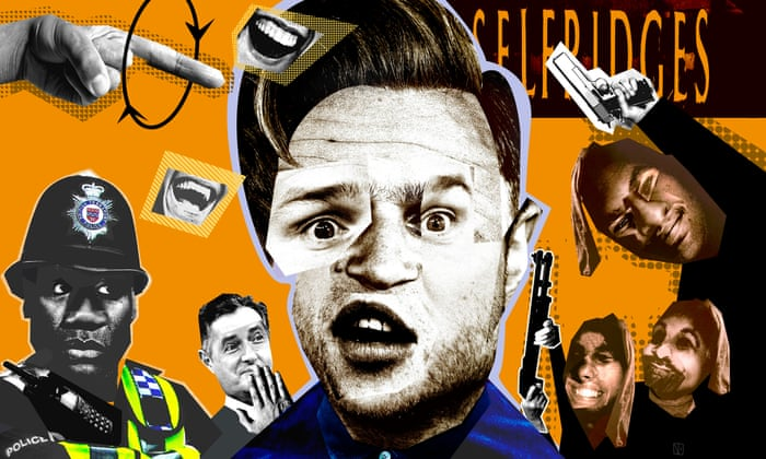 60891a9ed358 Is 24 11 truther Olly Murs right about a coverup at Selfridges ...