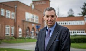 David Green at Worcester University
