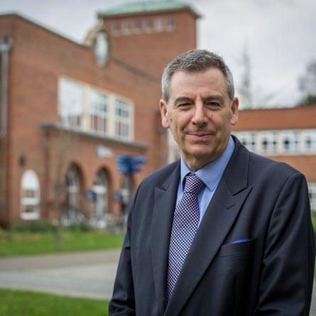 David Green of University of Worcester