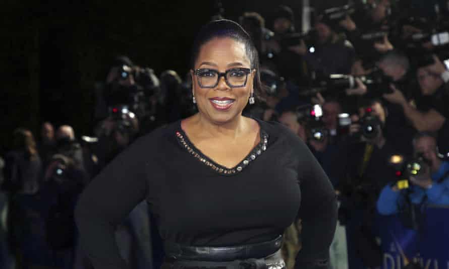 Oprah Winfrey in 2018.