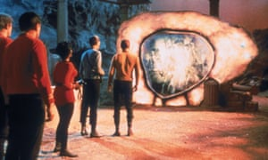 Harlan Ellison's screenwriting credits included an episode of Star Trek entitled The City on the Edge of Forever, screened in the first series (1966-69).