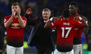 Ole Gunnar Solskjær's appointment as permanent manager coincided with Manchester United's season running out of steam.