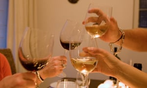 Saying cheers is a useful English expression for social occasions.