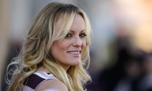 Stormy Daniels - aka Stephanie Clifford - was paid off to prevent her going public about her affair with Trump.