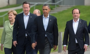 Do prominent world leaders strike you as somewhat similar? There may be good reasons for that.