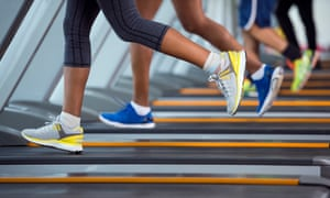 In 200 years, little about the treadmill has changed