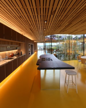 Maggie S Cancer Centre In Oldham A Balm For The Senses Art And Design The Guardian