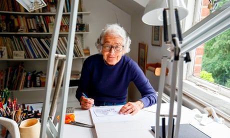 Judith Kerr – a life in pictures