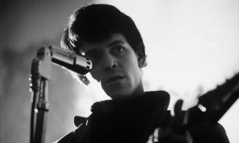 Lou Reed in 1966 (Photo by Adam Ritchie/Redferns)