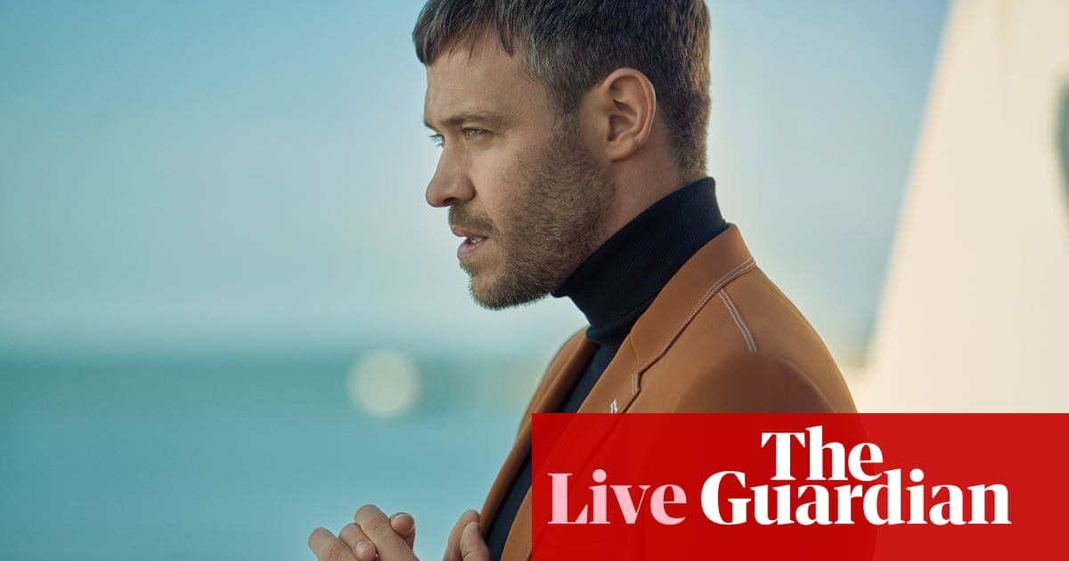 Will Young on his pop career, threesomes, escaping Knutsford services and dry stone walling