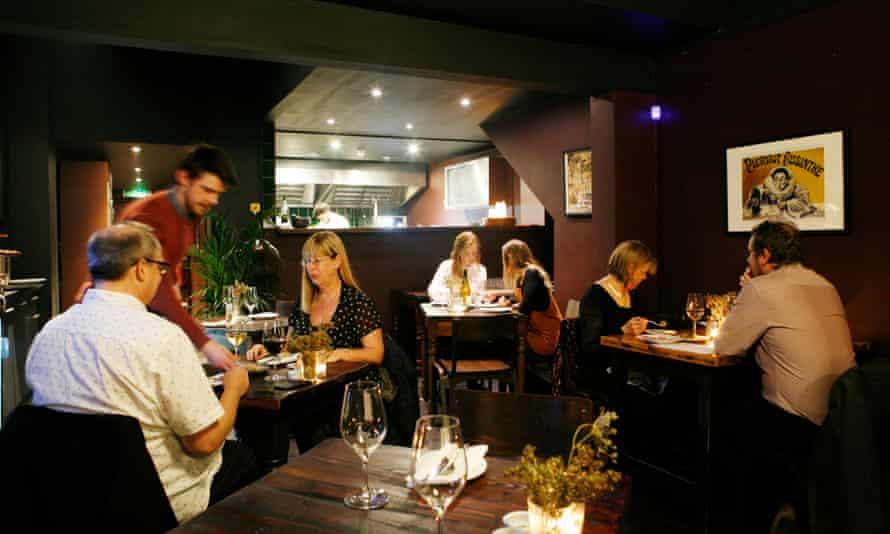 The Patricia restaurant