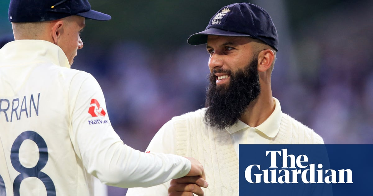 Moeen Ali's Test return is a chance for England to correct mistakes