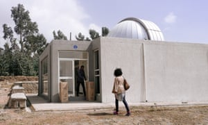 Ethiopia's closeness to the equator and clear skies makes it an ideal location for space exploration.
