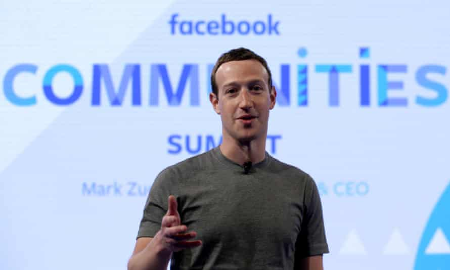 Mark Zuckerberg: 'Facebook was built to accomplish a social mission – to make the world more open and connected.'