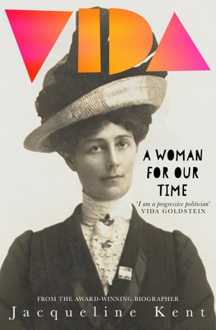 Cover image for Vida: A Woman for Our Time by Jacqueline Kent